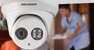 Care Home CCTV Bath